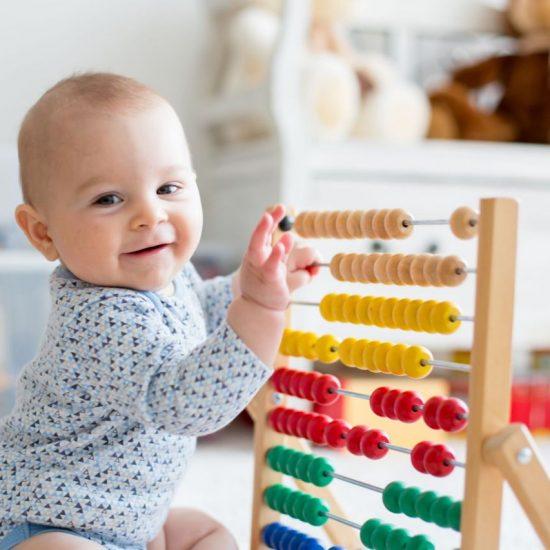 idiomas para bebés