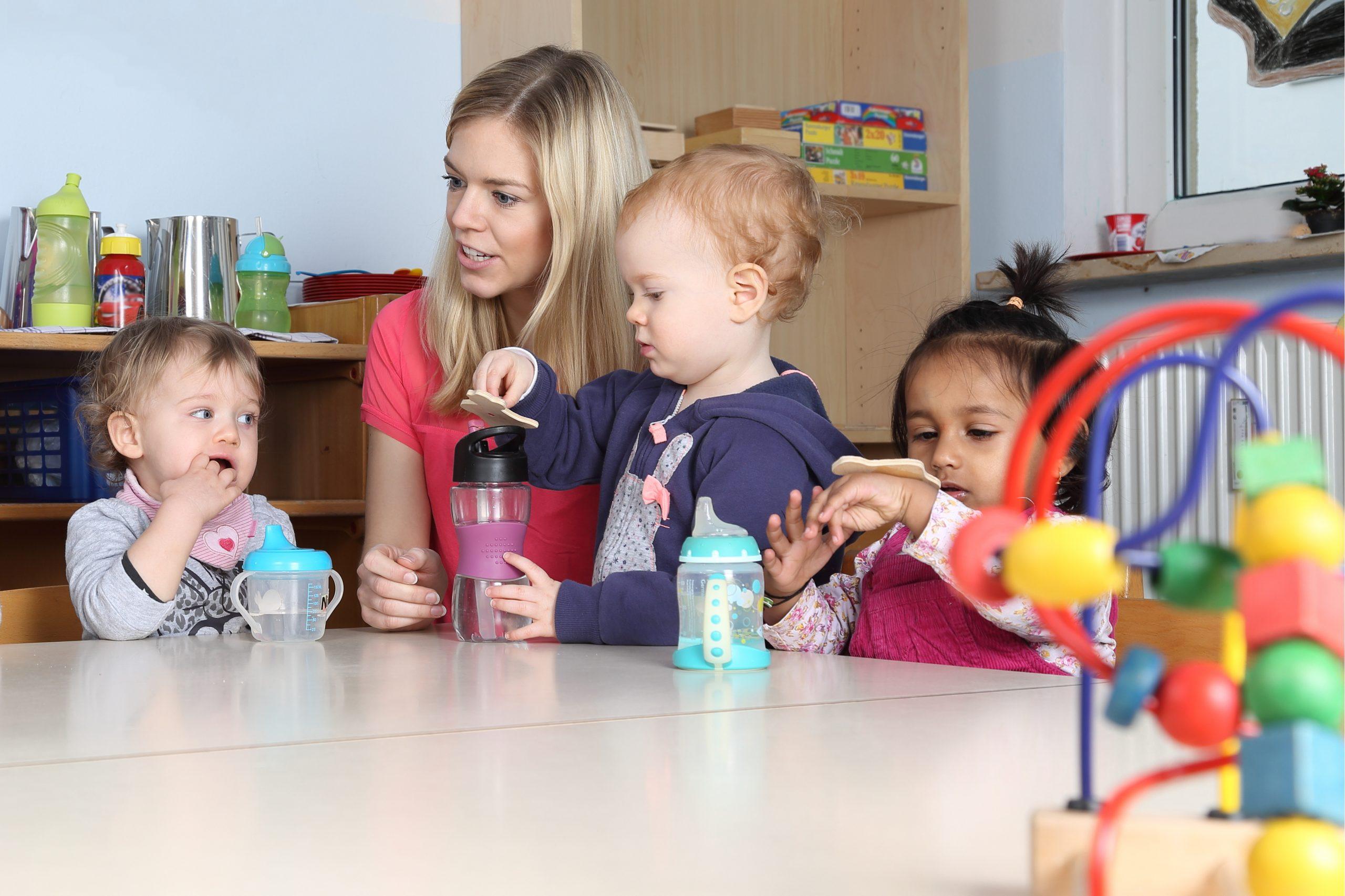 Aprendizaje de idiomas en bebés
