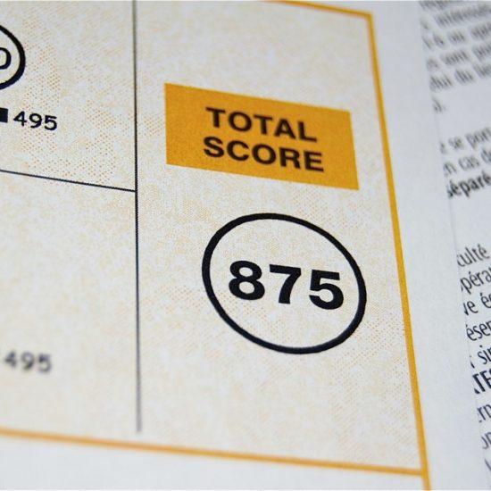 exámen de certificación TOEIC